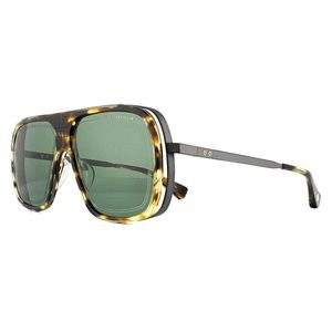 Dita Square Style Green G-15 Anti-Reflective Lens